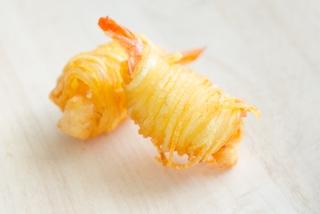 Potato Shrimp