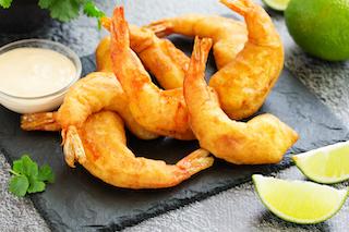 Fritter Shrimp
